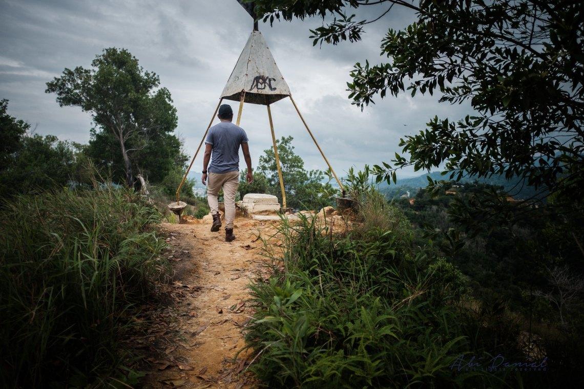 Puncak Bukit Padang