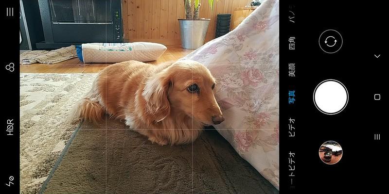 Xiaomi Mi Mix 2 カメラ検証 カメラ設定 (1)