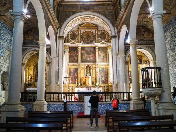 Iglesia en Óbidos