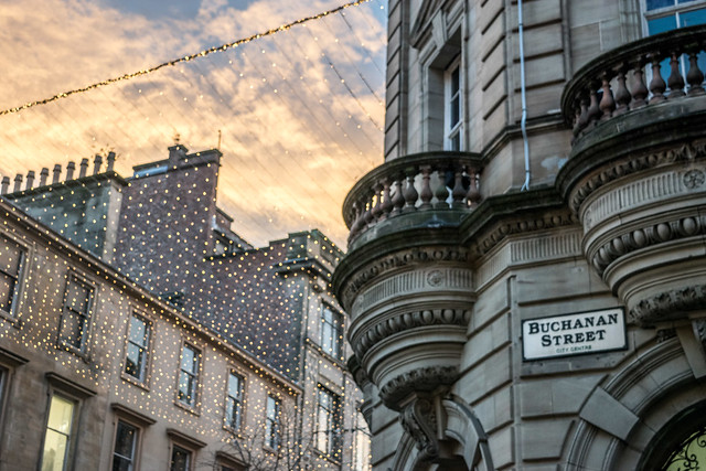 Fun Things to Do in Glasgow at Christmas