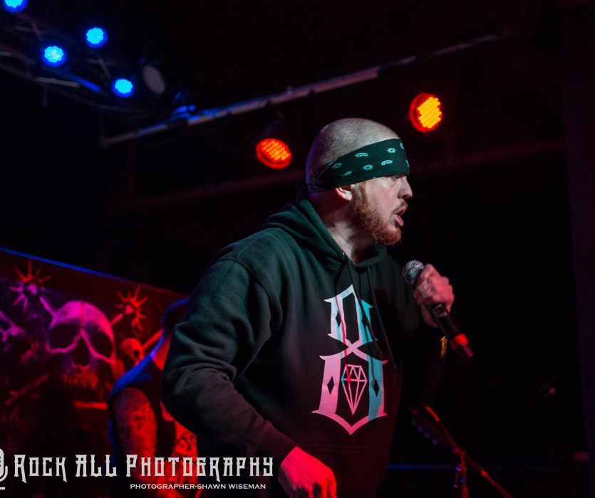 Hatebreed - Louisville KY 12-1-17