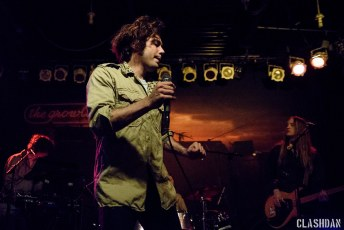 The Growlers @ Cats Cradle in Carrboro NC on March 2nd 2017