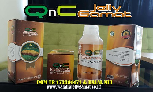 QnC Jelly Gamat Bandung
