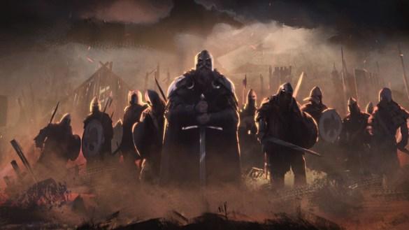 Total War Thrones of Britannia - Poster