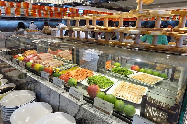 【食記】板橋火車站/板橋凱撒大飯店。朋派自助餐廳buffet吃到飽 @ 嚕米與露西。幸福空間 :: 痞客邦