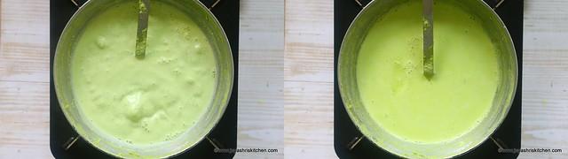 green peas kheer 7