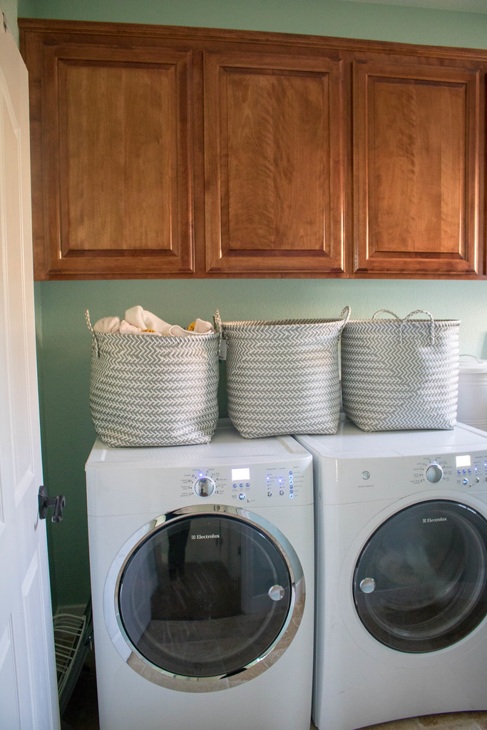 Laundry Room (Progress)
