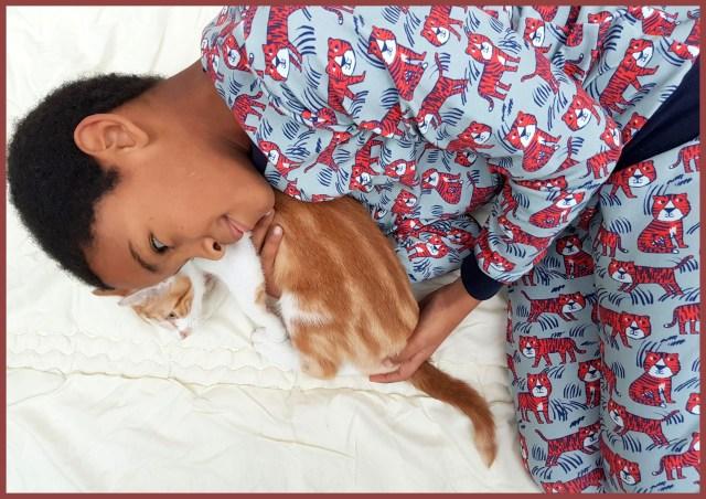 tijger pyjama 2