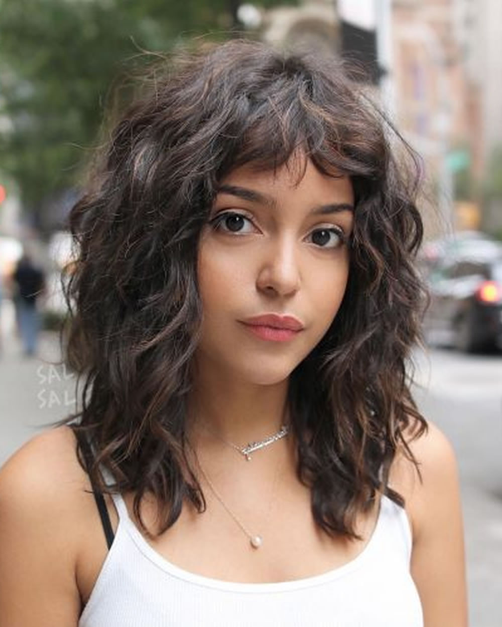 Latest Medium Length Layered Hairstyles