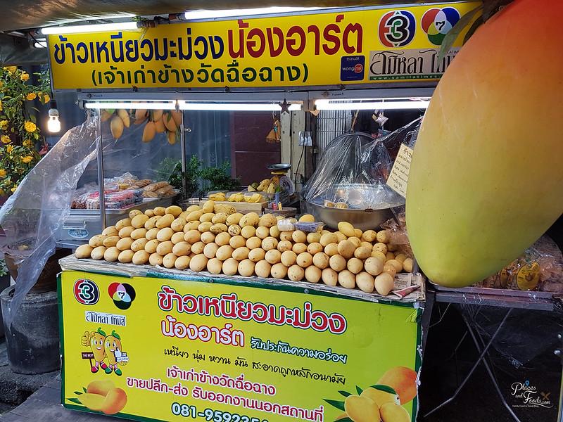 hatyai khao neow mak muang stall