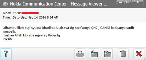 sembuh dengan cepat setelah menggunakan QnC Jelly Gamat