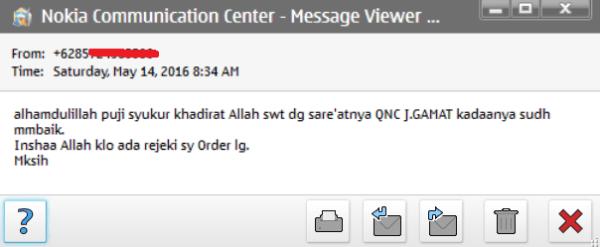 sembuh setelah menggunakan QnC Jelly Gamat