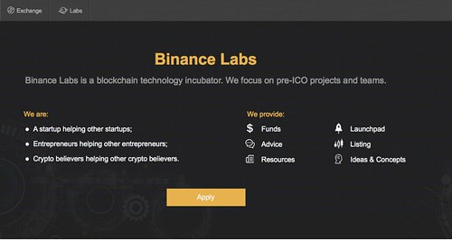 labs-binance