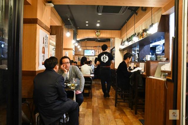 東京上野鳥道酒藏居酒屋-3