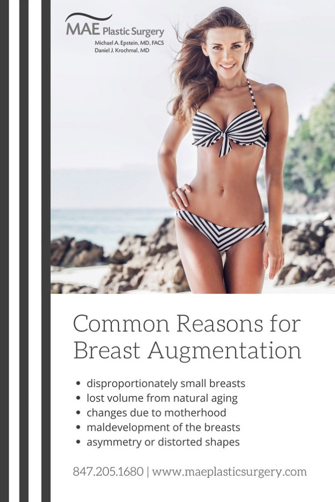Common Reasons for Breast Augmentation