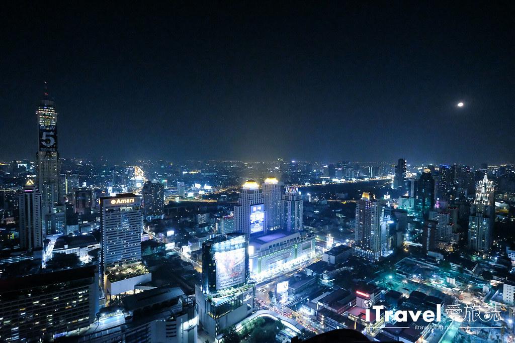 曼谷高空酒吧 Red Sky Bar (30)
