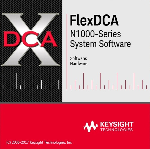 Keysight FlexDCA A.05.63.22 x86 x64 full license