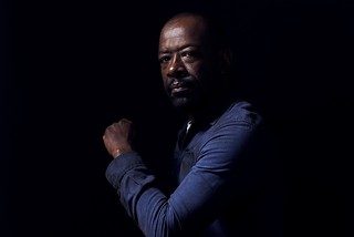 Lennie James as Morgan Jones - Fear the Walking Dead _ Season 4, Gallery - Photo Credit: Richard Phibbs/AMC