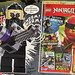 LEGO Ninjago Magazine 34 - Sawyer teaser