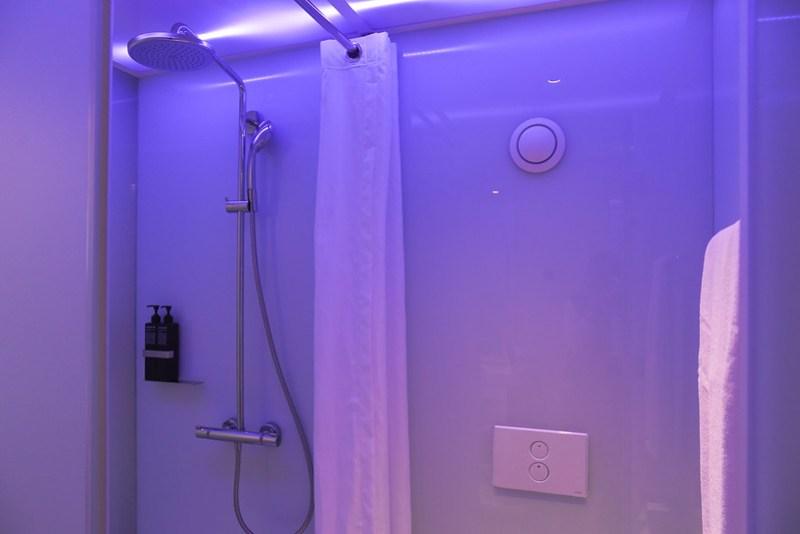 bathroom at citizenm taipei north gate