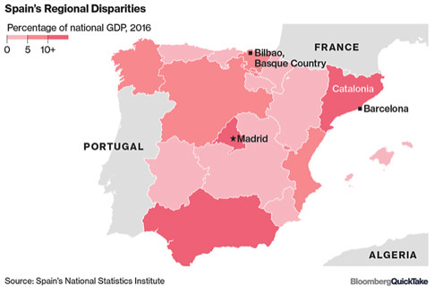18b12 Catalonia has replaced Greece as Europe's never-ending crisis