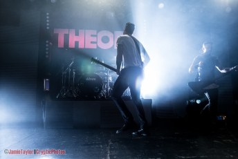 Theory of a Deadman @ The Commodore Ballroom - February 26th 2018