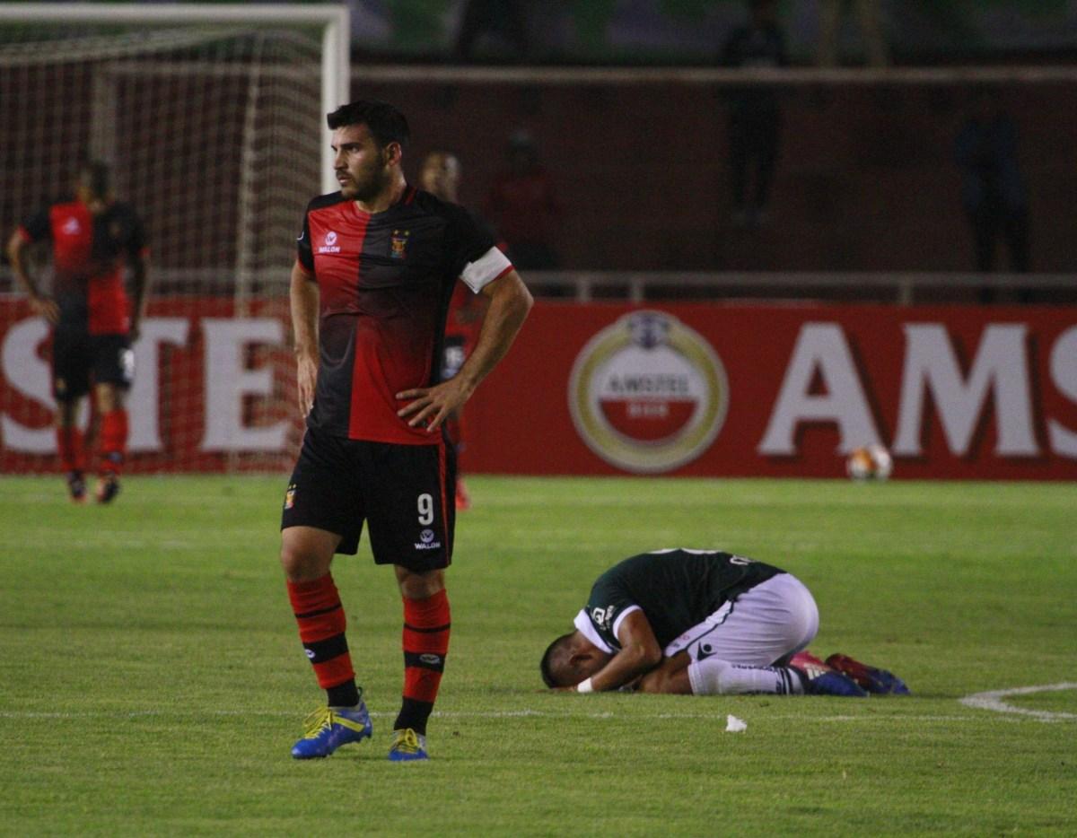 Melgar 0-1 Santiago Wanderers