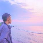 Menikmati Sunset
