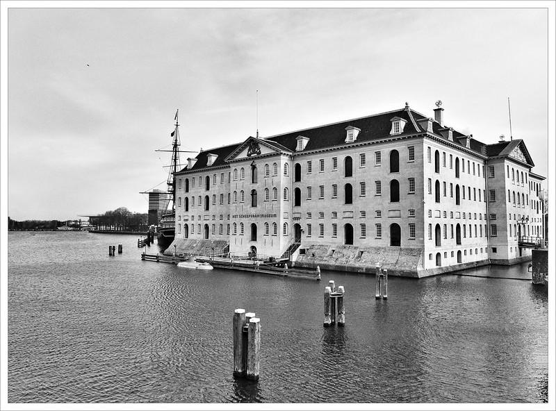 Het Scheepvaartmuseum National Maritime Museum