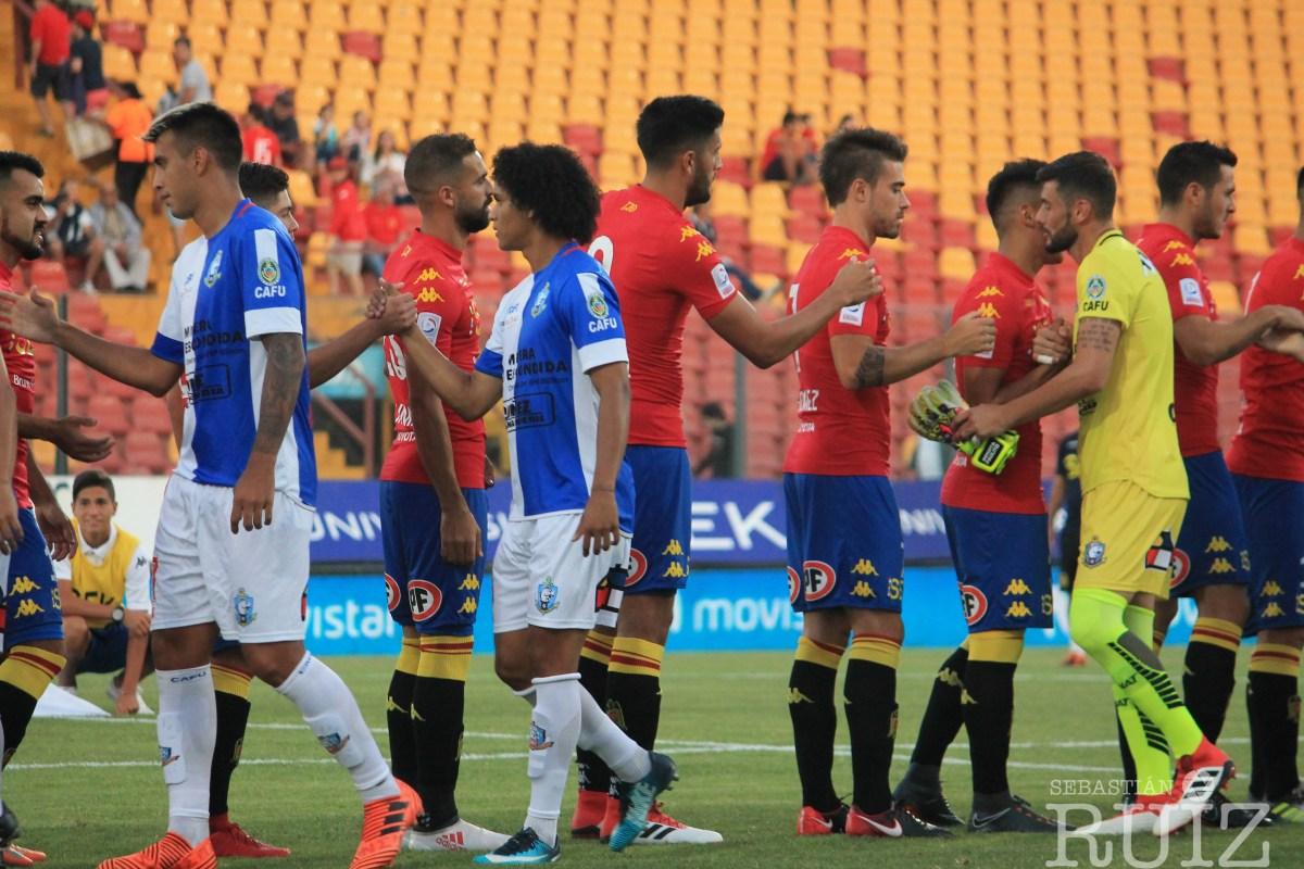 Unión Española 1 - Deportes Antofagasta 1