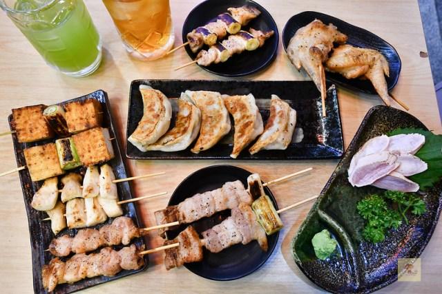 東京上野鳥道酒場居酒屋, 上野美食, 上野串燒, 上野居酒屋