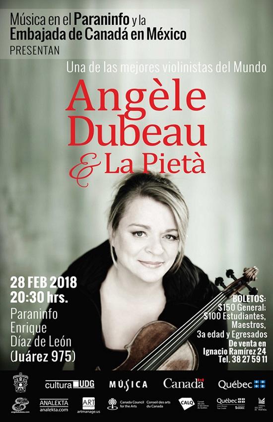 2018.02.28 Angèle Dubeau & La Pietà