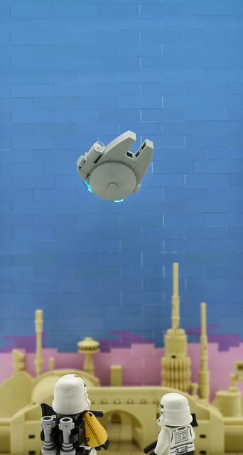 Falcon Escapes