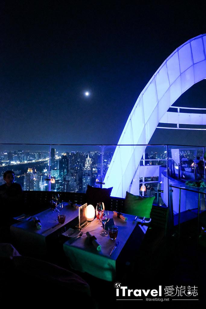 曼谷高空酒吧 Red Sky Bar (37)