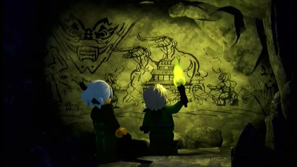 Still from Ninjago Sons of Garmadon Episode 81