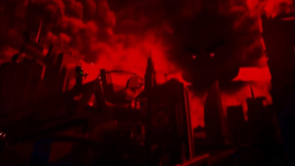 Ninjago Sons of Garmadon - episode 76