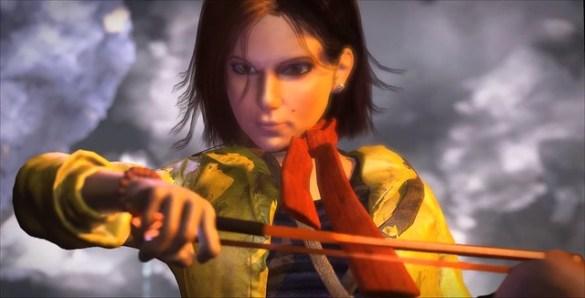 Distortions - Violin Bow