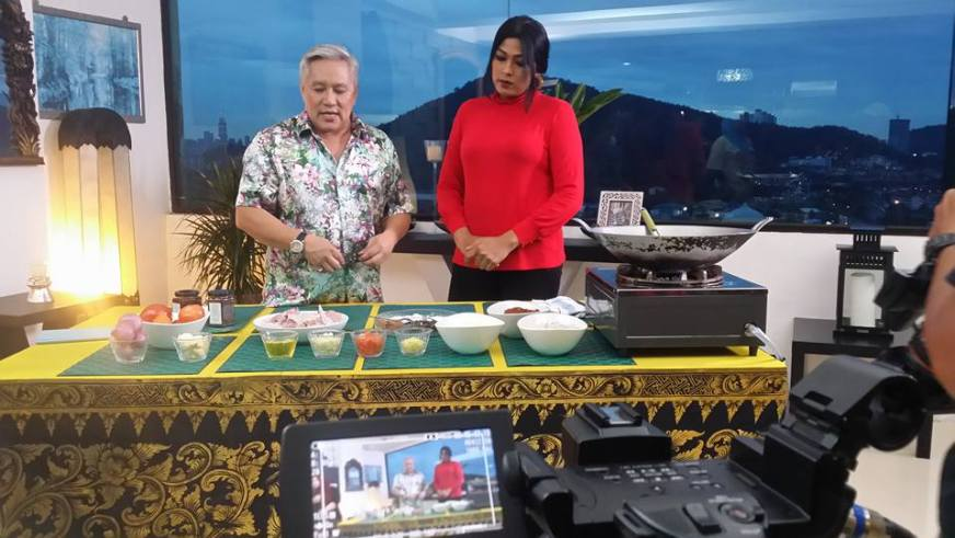 episod menarik Air Tangan Ibu Bersama Chef Wan