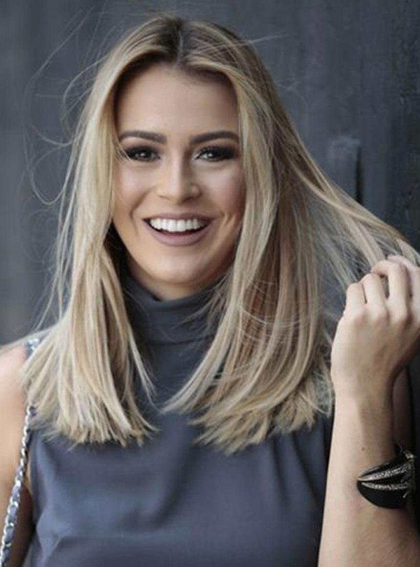Medium Length Haircuts and Hair Color Ideas - Medium Hair