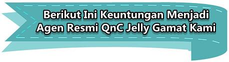 Gabung Jadi Agen / Reseller Resmi Qnc Jelly Gamat Disini