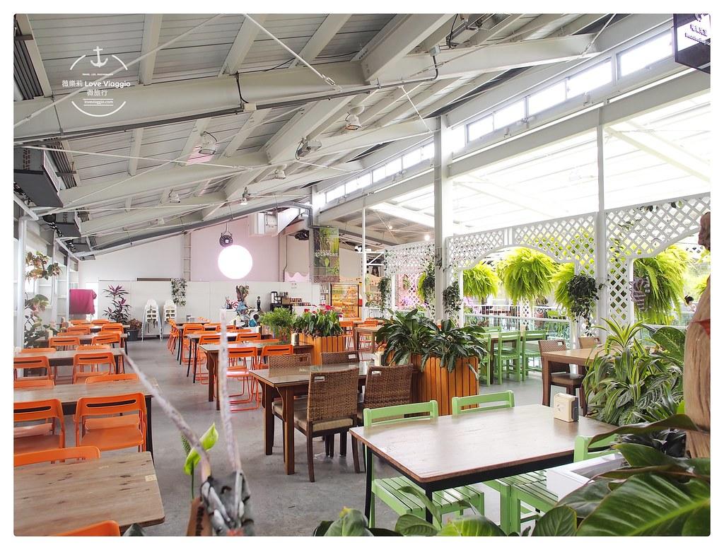 休閒農場,彰化景點,彰化餐廳,溫室花房餐廳,菁芳園 @薇樂莉 Love Viaggio   旅行.生活.攝影