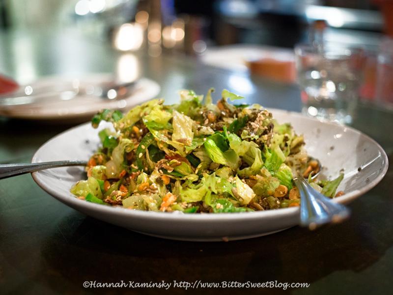 Silent Sunday: Salad Daze