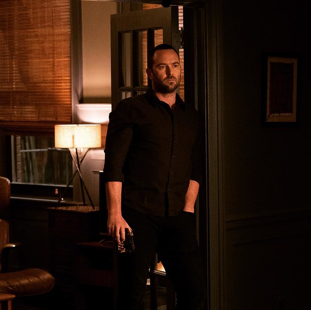 Sullivan Stapleton on Blindspot