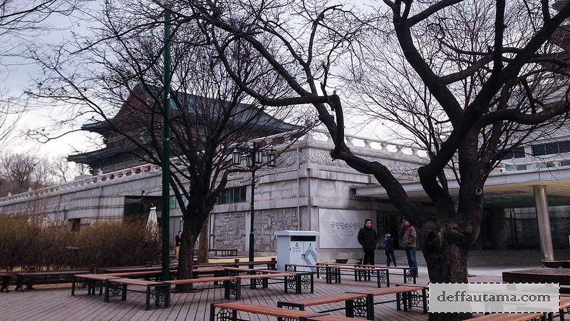 5 hari di Seoul - National Folk Museum of Korea 1