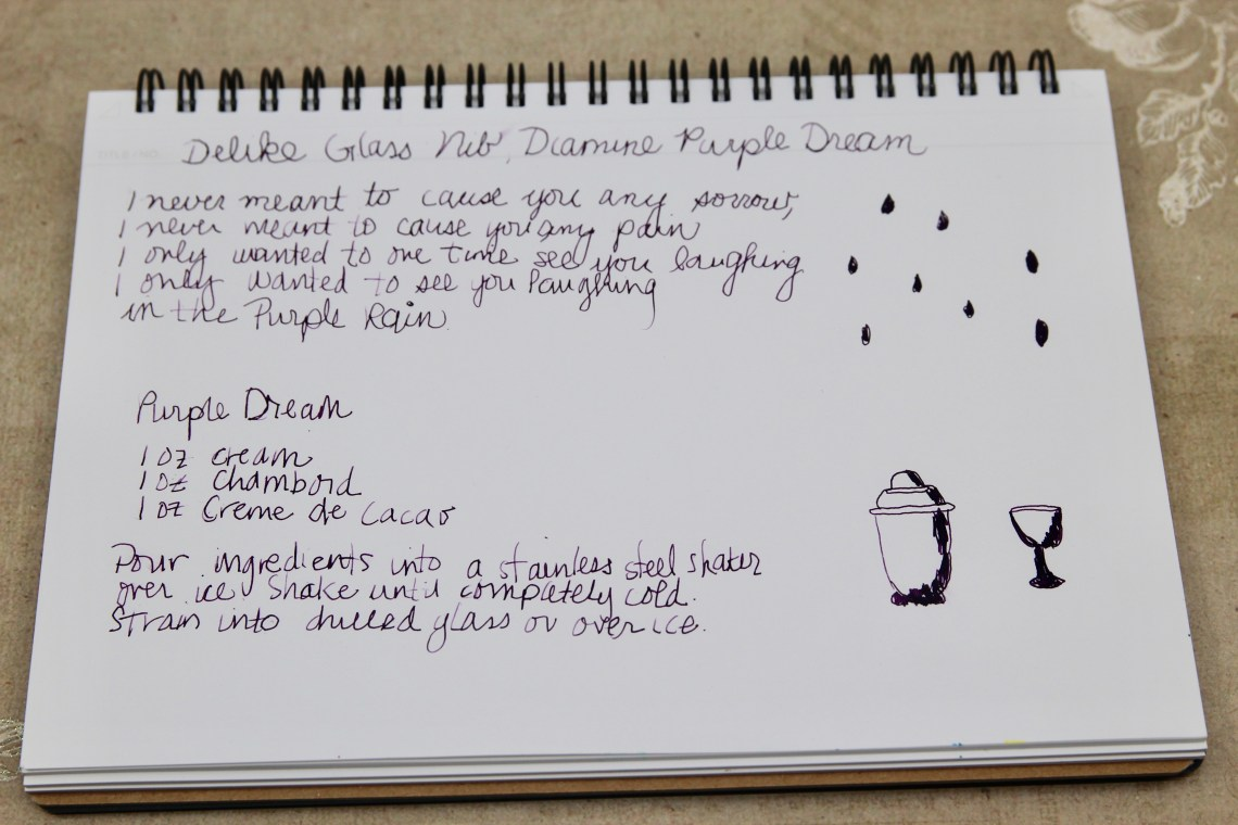 Diamine Purple Dream