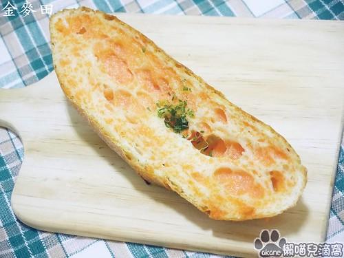 金麥田手感麵包