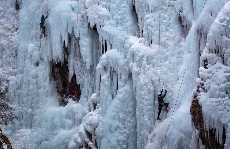 Wall Of Ice