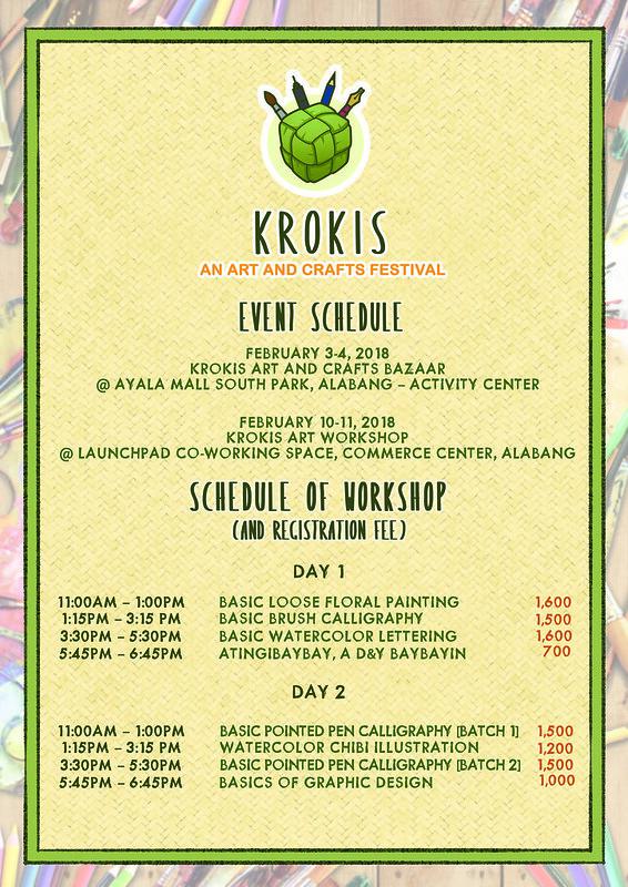 krokis schedule