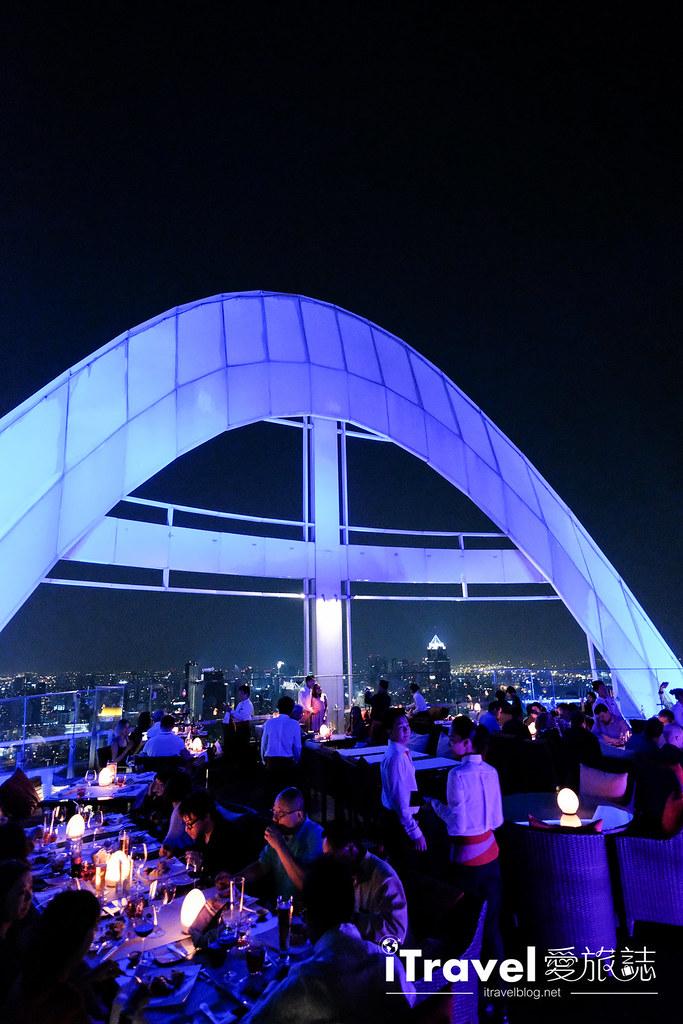 曼谷高空酒吧 Red Sky Bar (34)