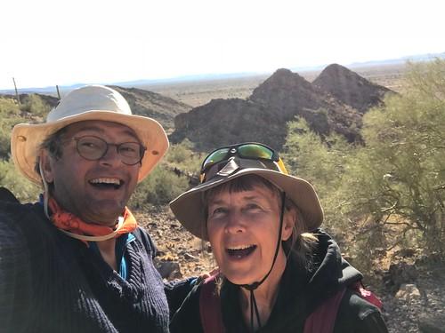 BGAFR - Linda and Pierre selfie